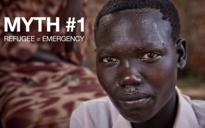 Myth #1 – Refugee = Emergency