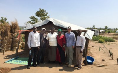 Finding Hope in the Refugee Camps