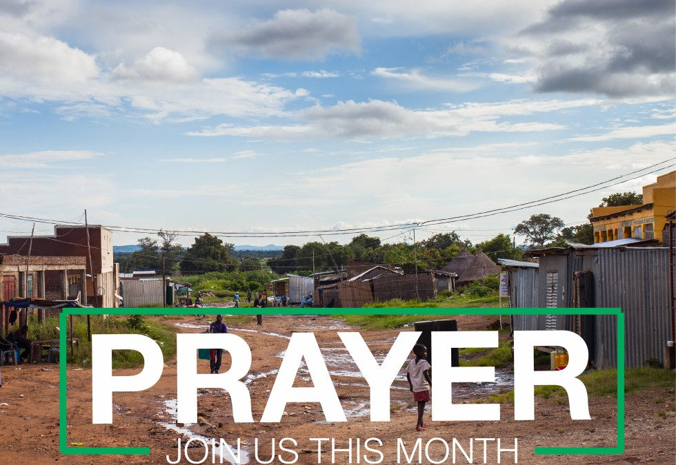 December 2016 | Prayer Requests