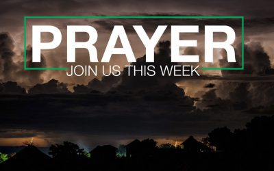 January 2017 | Prayer Requests