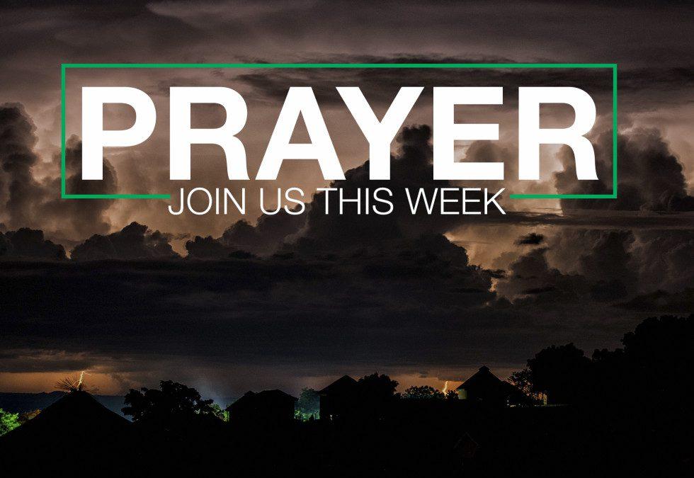 January 2017 | Prayer Requests