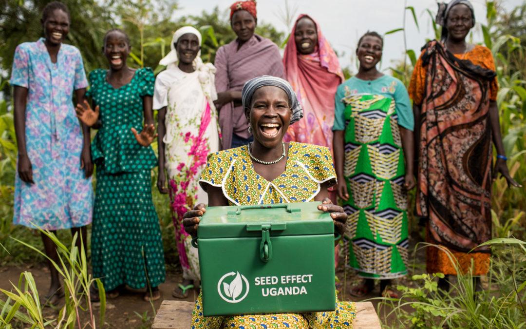 Empowering Refugees in Uganda
