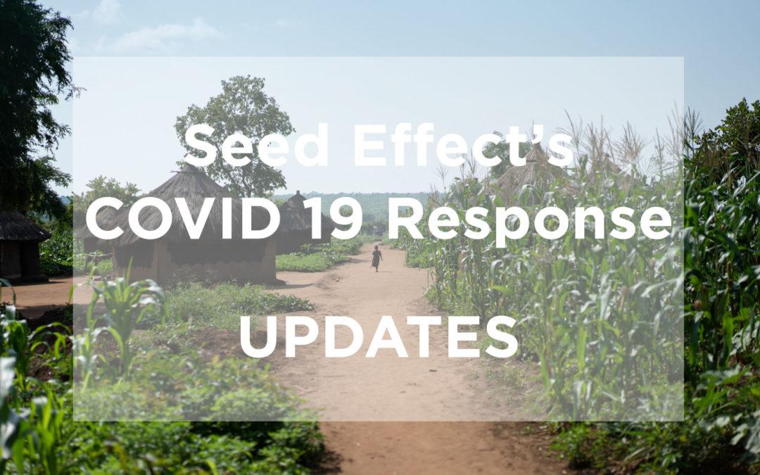 COVID-19 Response – Updates
